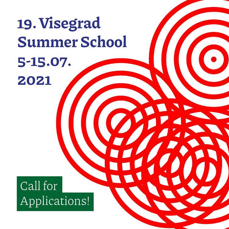 19. Visegrad Summer School