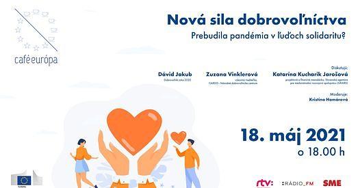 Nová sila dobrovoľníctva