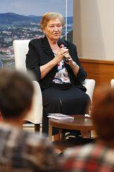 doc. Ing. Irena Šulajová, CSc., programová manažérka UTV