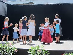 Letná školička tradičnej kultúry pre deti