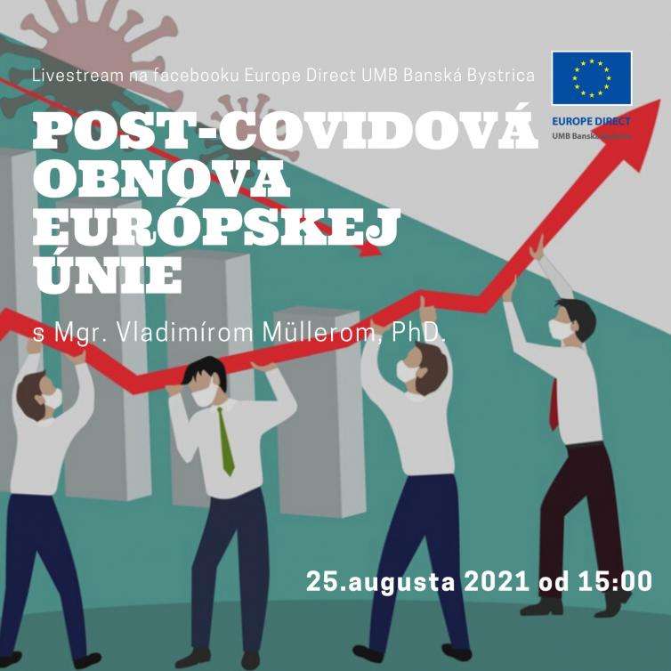 Post-covidová obnova Európskej únie