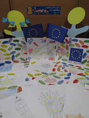 Európsky deň jazykov s Európskym dokumentačným centrom UK UMB