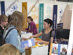 UMB prezentovala ponuku štúdia na veľtrhu AKADÉMIA/VAPAC 2015