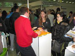 UMB na veľtrhu vzdelávania Gaudeamus Nitra 2015