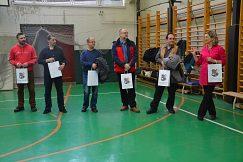 Kolektív prednášajúcich zo Slovenska pri záverečnom vyhodnotení