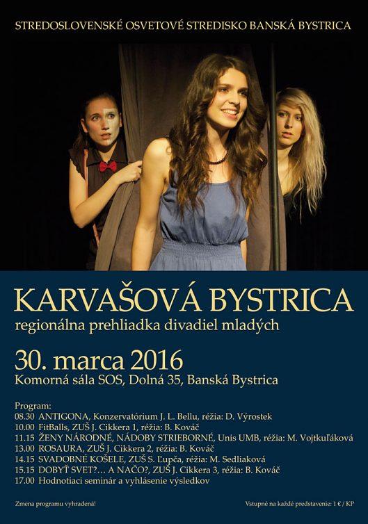 Karvašova Bystrica 2016