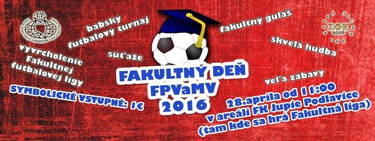 Fakultný deň na FPVaMV UMB