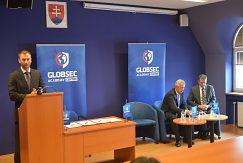 Na UMB vzniklo Globsec Academy Centre