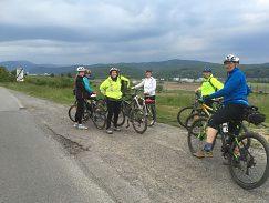 Cykloakcia na Sliač a Badín