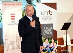 Univerzita mestu – mesto univerzite  - Dr. h. c. Ján Valach