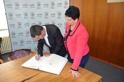 Medzinárodná dohoda so Zakarpatským inštitútom postdiplomového pedagogického vzdelávania
