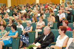 Slávnostná promócia absolventov Univerzity tretieho veku UMB