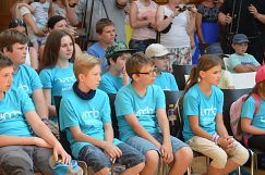 Divadlo a poézia mladých krajanov