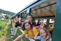 """Úspešný letný tábor """"Mladý prírodovedec"""" na UMB v Banskej Bystrici"""