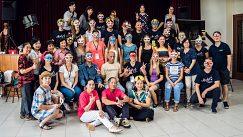 Univerzitný folklórny súbor Mladosť v Teleregine