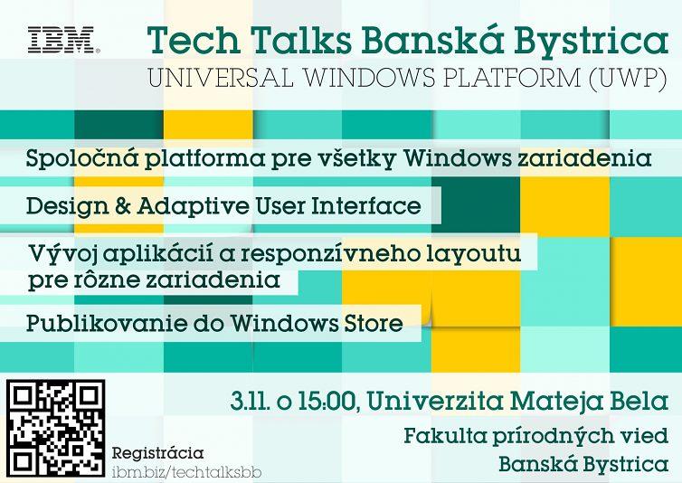 IBM TechTalks