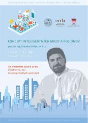 Koncept inteligentných miest a regiónov