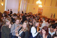 Deň študentstva – prijatie zahraničných študentov UMB