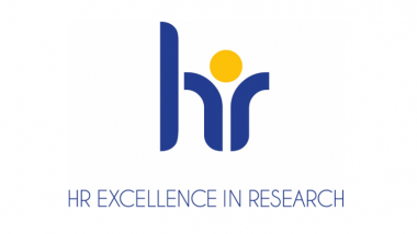 "The first Slovak University to be awarded the ""HR Excellence in Research"" quality mark"