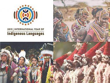 Rok 2019 - Medzinárodný rok pôvodných jazykov