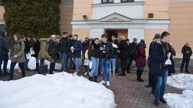 Prijatie zahraničných študentov počas DOD