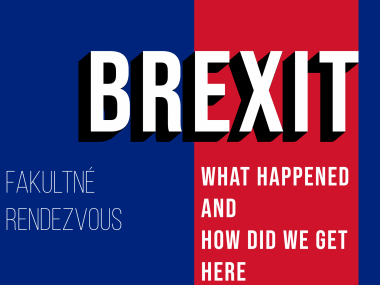 BREXIT - What happened and how did we get here