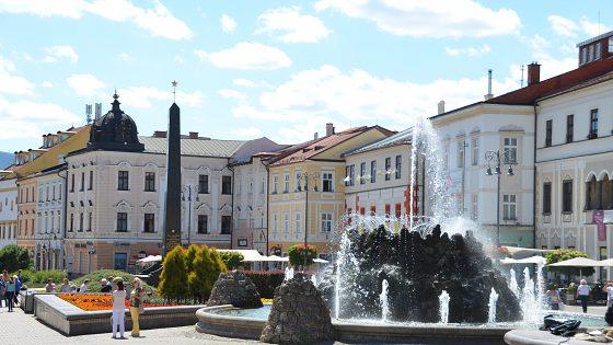 UMB a mesto Banská Bystrica