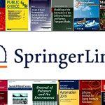 Sprievodca databázou SpringerLink