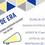 Tour de ERA - Seminár Horizont 2020