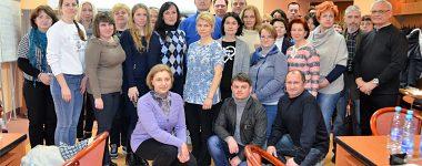 Návšteva pedagógov z Ukrajiny
