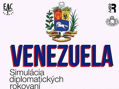 Simulácia diplomatických rokovaní - VENEZUELA