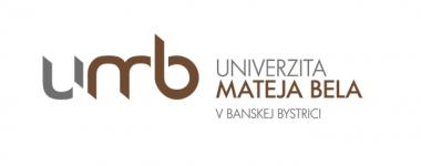 Aktuálne logo UMB