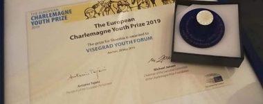 Prestigious award for EAC