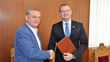 Cooperation agreement signed