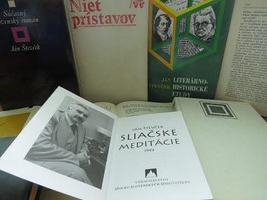 Ján Števček