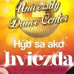 Tancuj, zabávaj sa, hýb sa ako hviezda na svojej univerzite s University Dance Center!