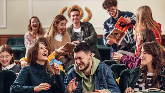Kariérové poradenstvo pre študentov