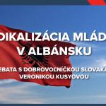 Radikalizácia mládeže v Albánsku