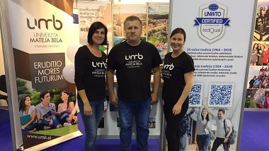 UMB na veľtrhu cestovného ruchu v Novom Sade