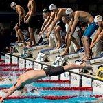 Plavecké súťaže pre študentov