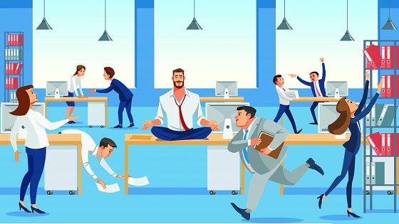 WORK-LIFE BALANCE 14. 1. 2020
