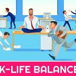 Práca - životná rovnováha  WORK-LIFE BALANCE