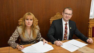 Podpis kolektívnej zmluvy