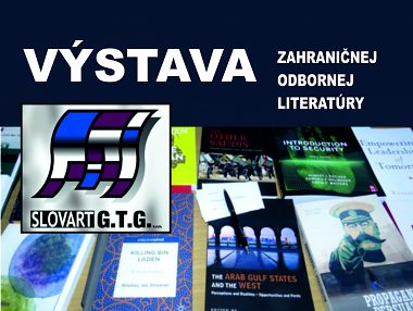 Výstava SLOVART G.T.G. - POLITOLÓGIA 2020