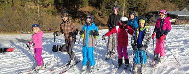 Škola v prírode so zameraním na zimné športy pre slovenské deti žijúce v zahraničí