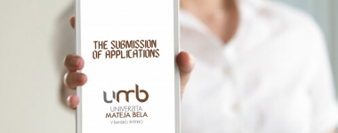 We prolonged the deadline for study applications at UMB