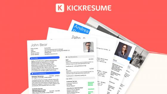 Motivačný list s Kickresume
