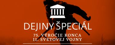 Podcast s historikom doc. PhDr. Marekom Syrným, PhD. o posledných vojnových dňoch v Prahe