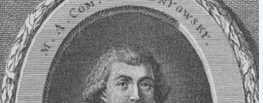 Mgr. Patrik Kunec, PhD. z Katedry histórie FF UMB o Móricovi Beňovskom