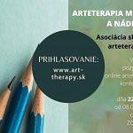 Arteterapia medzi tichom a nádejou